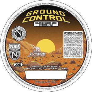 Ninkasi Brewery, LLC Ground Control