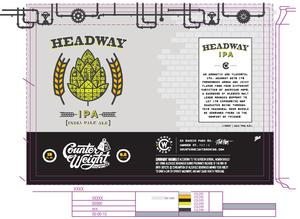 Image result for COUNTER WEIGHT HEADWAY IPA
