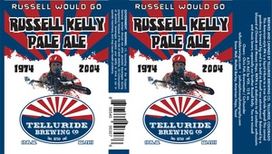 Russell Kelly Pale Ale