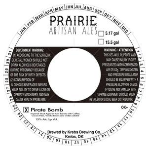 Prairie Artisan Ales Pirate Bomb