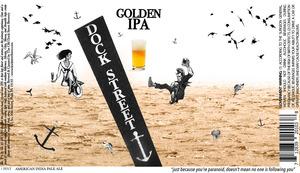 Dock Street Golden IPA