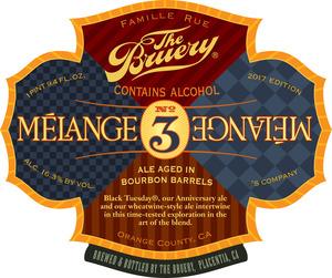 The Bruery Melange No.3
