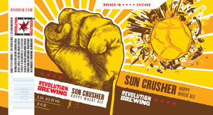 Revolution Brewing Sun Crusher