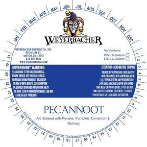 Weyerbacher Pecannoot