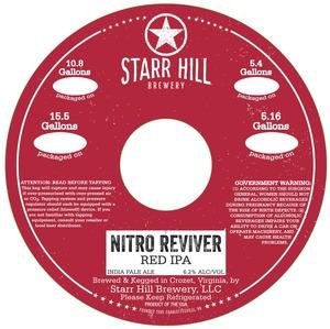Starr Hill Nitro Reviver