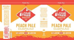 Lone Tree Brewing Company Peach Pale Ale