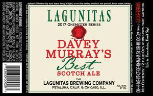 The Lagunitas Brewing Company Davey Murray's