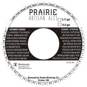 Prairie Artisan Ales Bromance