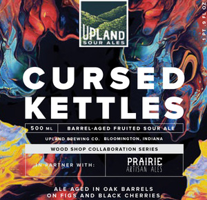 Upland Brewing Company Cursed Kettles