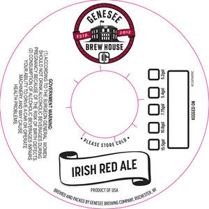 Genesee Brew House Irish Red Ale