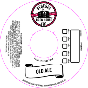 Genesee Brew House Old Ale