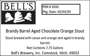 Bell's Brandy Barrel Aged Chocolate Orange