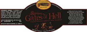 Kalevipoeg At The Gates Of Hell