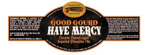 Good Gourd Have Mercy February 2017