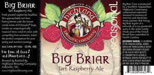 Highland Brewing Co. Big Briar