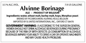 Alvinne Borinage