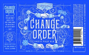 Change Order India Pale Ale