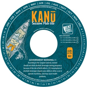 Kanu Session Pale Ale