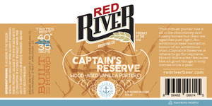 Red River Brewing Company Captain's Reserve