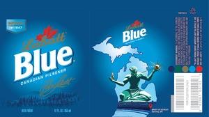 Labatt Blue Spirit Of Detroit