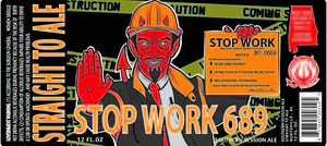 Stop Work 689