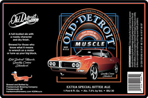 Old Detroit Muscle