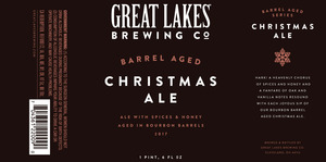 Great Lakes Brewing Co. Barrel Aged Christmas