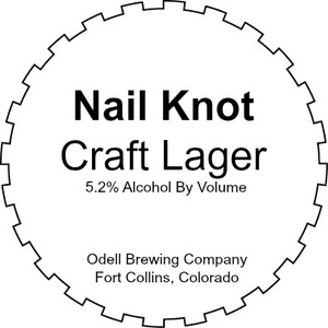 Odell Brewing Company Nail Knot