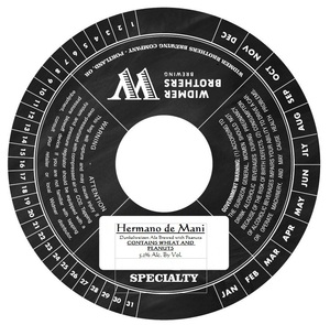 Widmer Brothers Brewing Company Hermano De Mani