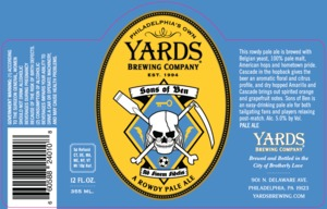 Yards Brewing Company Sons Of Ben