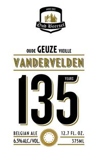 Oud Beersel Vandervelden 135 Oude Geuze