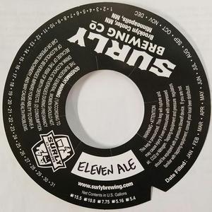 Eleven Ale