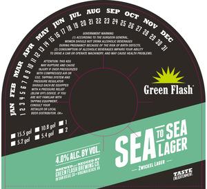 Green Flash Brewing Company Sea To Sea