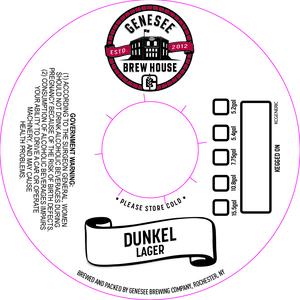 Genesee Brew House Dunkel Lager