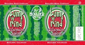 Bump 'n' Rind Watermelon Kolsch