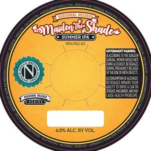 Ninkasi Brewery, LLC Maiden The Shade