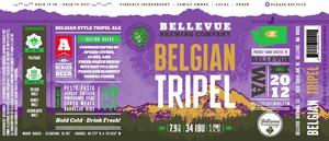 Belgian Tripel 22oz Belgian Tripel
