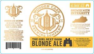 Wooden Cask Brewing Company Girl Next Door Beer Syndicate