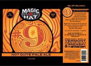 #9 Not Quite Pale Ale