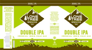 Lone Tree Brewing Company Double IPA