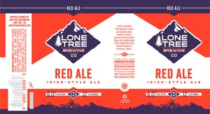 Lone Tree Brewing Company Red Ale