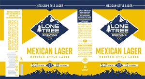 Lone Tree Brewing Company Mexican Lager