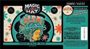 Magic Hat H.i.p.a. India Pale Ale