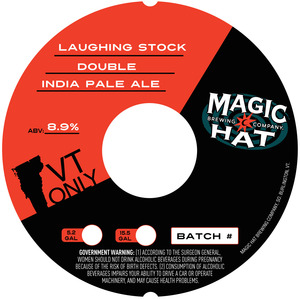 Magic Hat Laughing Stock Double India Pale Ale