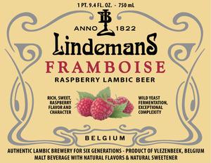 Lindemans Framboise Lambic