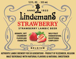 Lindemans Strawberry Lambic