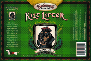 Frankenmuth Brewery Kilt Lifter