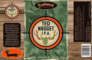 Frankenmuth Brewery Ted Nugget I.p.a.