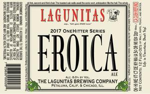 The Lagunitas Brewing Company Eroica