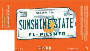 Sunshine State Pilsner